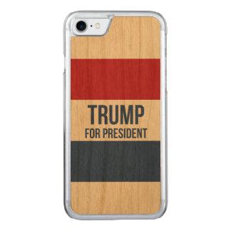 Trumf för fodral för presidentiPhone 7