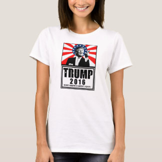 Trumf för presidentTshirt T-shirts