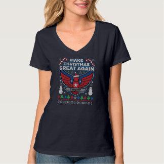 Trumf gör jul den underbara igen fula tröjan tröja