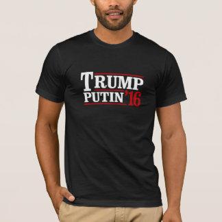Trumf Putin 2016 T Shirt