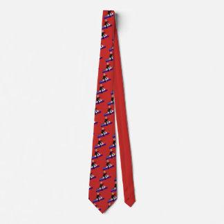 Trumf rider ett raket slips