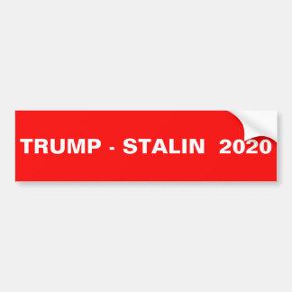 TRUMF - STALIN 2020 BILDEKAL