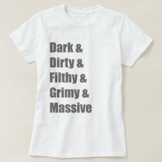 Trumma, och den bas- DnB Electro duben kliver den T Shirts