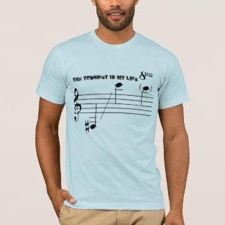 Trumpeten är mitt liv tröjor