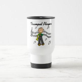 TrumpetspelareT-tröja och gåvor Kaffe Koppar