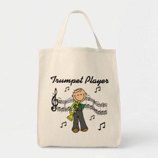 TrumpetspelareT-tröja och gåvor Kassar