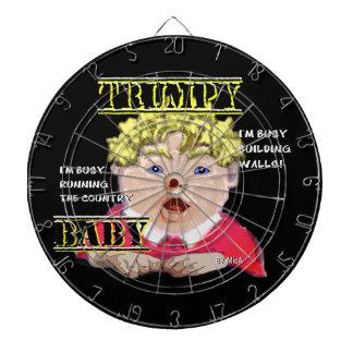 Trumpy babyDartboard Darttavla