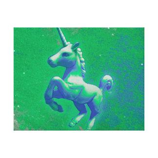 Tryck 14x11 (den glödande smaragden) för