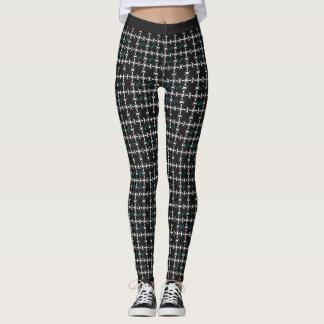 Tryck för 101 mönster leggings