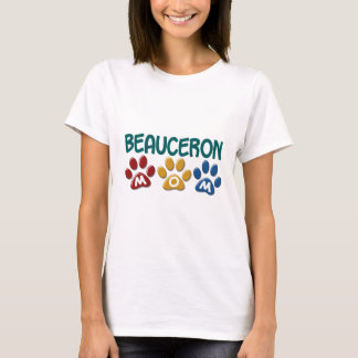 Tryck för BEAUCERON-MAMMAtass T Shirts