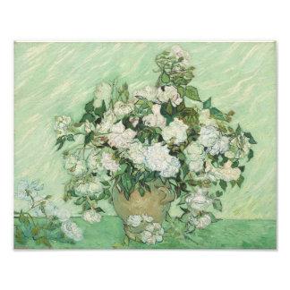 Tryck för foto för Vincent Van Gogh ro (1890)