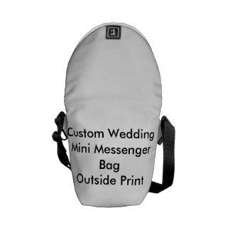 Tryck för mini- messenger bag för personligt