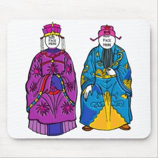 Tryck: Kejsare & Empress Musmatta