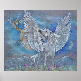 TRYCK - Pegasus fedrake