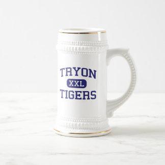 Tryon tigrar mellersta Tryon North Carolina Sejdel