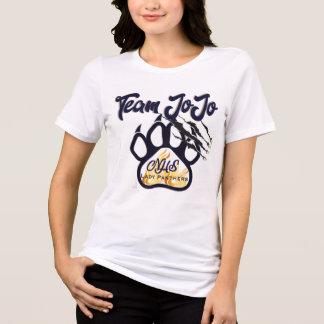 Tshirt för basket för lagJoJo Northshore T Shirt