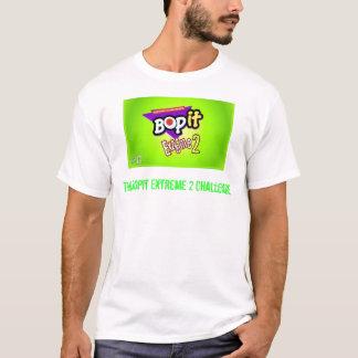 Tshirt för Bopit ytterlighetutmaning Tee