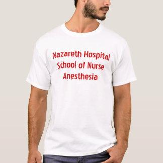 Tshirt för bunke för Nazareth sjukhushögskola T Shirt