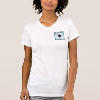 Tshirt för damer för Carolina märkes- T Shirts