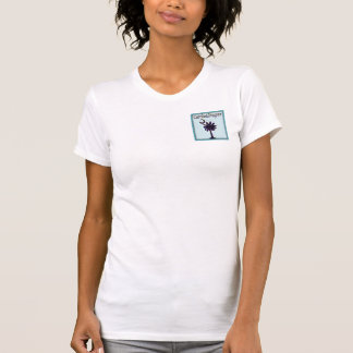Tshirt för damer för Carolina märkes- Tee