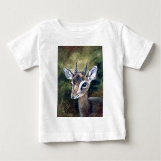 Tshirt för Dikdik dvärg- antilopsmåbarn T-shirts