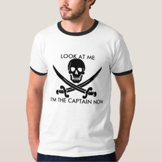 Tshirt för kaptenphilip qoute tee shirt