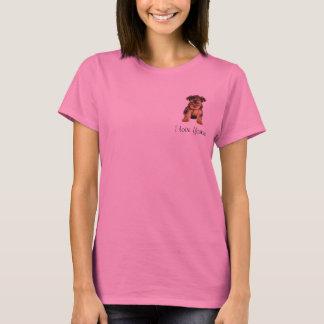 TShirt för långärmad för Yorkshire Terrier Tee Shirt