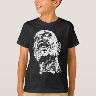 Tshirt för ungeZombiefasa - gå som är dött T Shirts