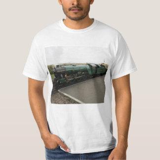 TShirt med ånga (bekläda) och diesel- (tillbaka) T-shirts