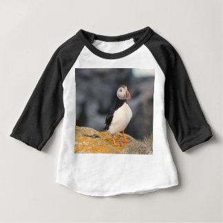 Tshirt med puffinen tröjor