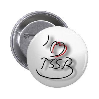 TSSB knäppas Standard Knapp Rund 5.7 Cm