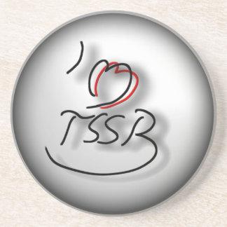 TSSB-kustfartyg Glasunderlägg