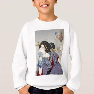 Tsukioka Yoshitoshi 月岡芳年 - som in tittar, smärta T-shirts