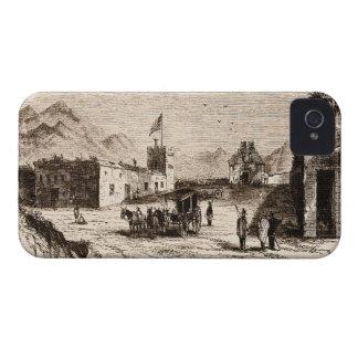 Tubac Presidio blackberry boldfodral 1864 iPhone 4 Case-Mate Fodraler