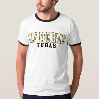 Tubasskjorta för musikband Stråle-Pec T Shirts