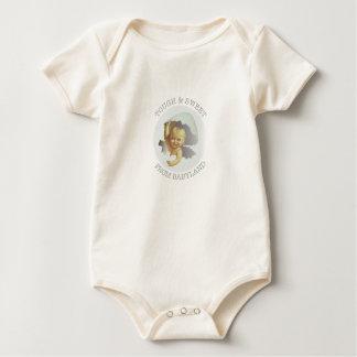 Tuff och sötsak från Babyland Bodies För Bebisar