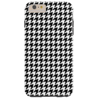 tufft fodral 6s Houndstooth för iPhone 6 Tough iPhone 6 Plus Skal