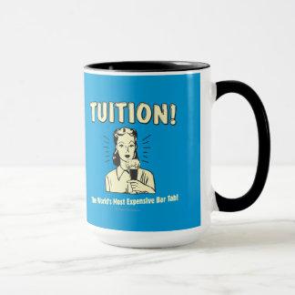 Tuition: Mest dyr pubflik