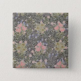 Tulpan, daisy och kaprifol standard kanpp fyrkantig 5.1 cm