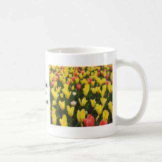 Tulpan från Holland, Springtime på Keukenhof Kaffemugg