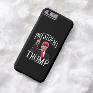 Tum för presidentDonald Trump röda hatt upp Barely There iPhone 6 Fodral