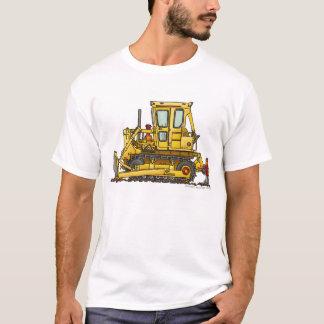 Tung konstruktion Appar för BulldozersmutsMover T Shirts