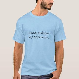 Tungt medicatedfor din skyddsskjorta t-shirts