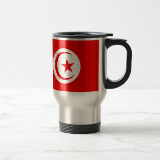 Tunisien flagga resemugg