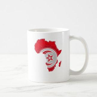 Tunisien Kaffemugg
