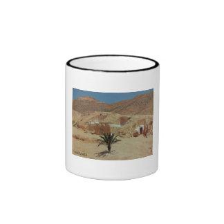 Tunisien Matmata by Kaffe Kopp