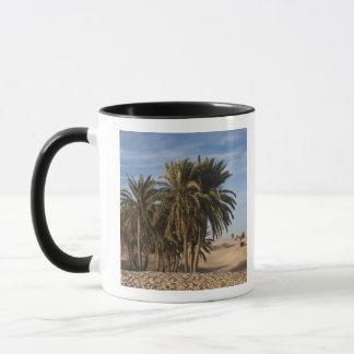 Tunisien Sahara öken, Douz, underbar dyn, Mugg
