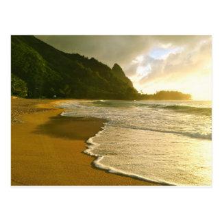 Tunnelstrand, Kauai vykort