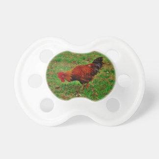 Tupp i gräset napp