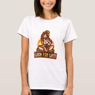 Tur för livet! Studio-Logotyp T Shirt